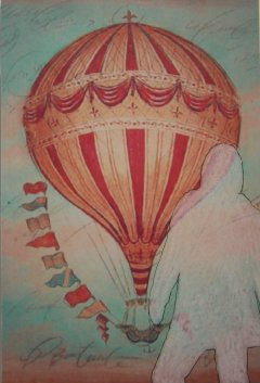 Hot Air Balloon. No. 011